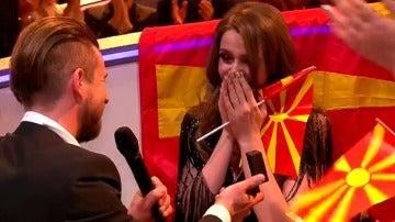 La pedida de mano de Eurovisión