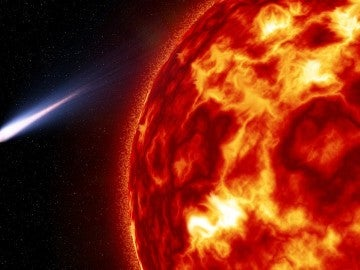 Cometas moldearon la atmósfera terrestre hace 3.000 millones de años