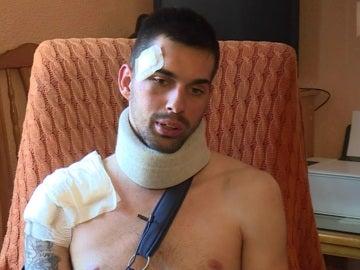 Jesús Alberto, ciclista atropellado en Ciudad Real