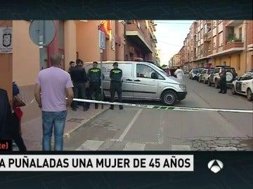Muere una mujer de 45 años por una agresión con arma blanca en Albacete