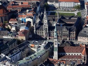 Plaza del Ayuntamiento de Múnich