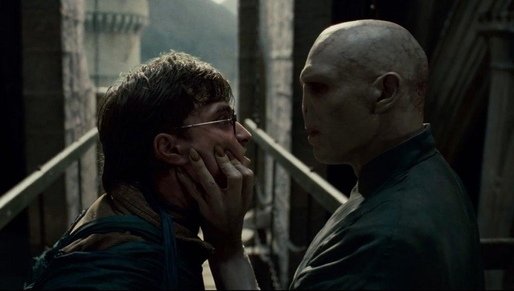'Harry Potter y las Reliquias de la Muerte'
