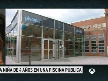 Muere una niña de cuatro años ahogada en una piscina de Girona