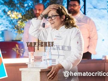 """""""Rakel, la justísima ganadora de 'Top Chef'"""", por @hematocritico"""