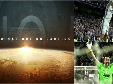 Juventus-Real Madrid en Atresmedia