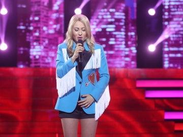 Ely López enamora con 'Love me like you do' como Ellie Goulding
