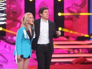 Ely López se gana al jurado con su imitación de Ellie Goulding