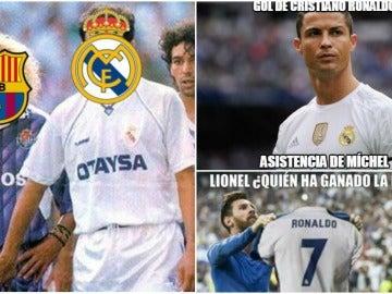 Los 'memes' del campeonato del Madrid