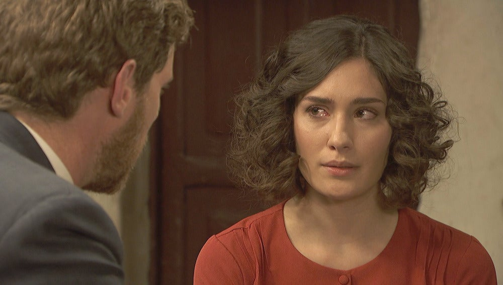 Nicolás siempre la duda en Camila, ¿luchará por Hernando?