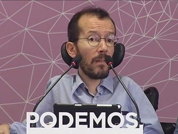 Frame 0.942291 de: Si el PSOE presenta una moción de censura, Podemos retirará la suya