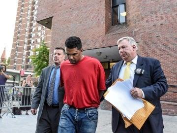 Richard Rojas, detenido por el atropello masivo en Times Square