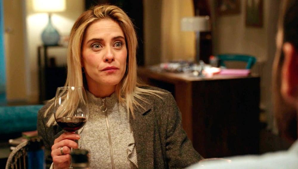 Carmen no se atreve a confesarle a Iñaki que van a ser padres