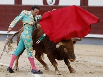 Ferrera muestra a Madrid su gran momento con una obra maestra