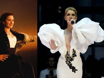 Céline Dion en los Billboards Music Awards