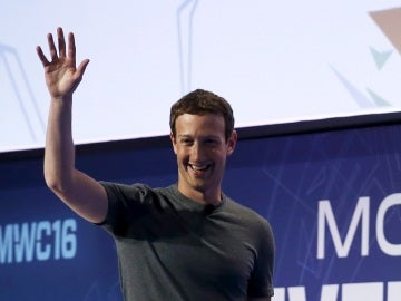 El creador de Facebook, Mark Zuckerberg