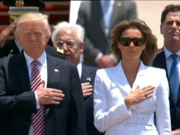 Frame 45.481704 de: Israel aprueba concesiones a los palestinos antes de la llegada de Donald Trump al país