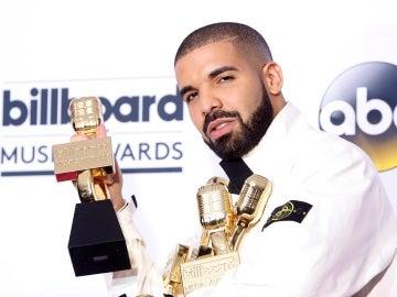 El rapero Drake