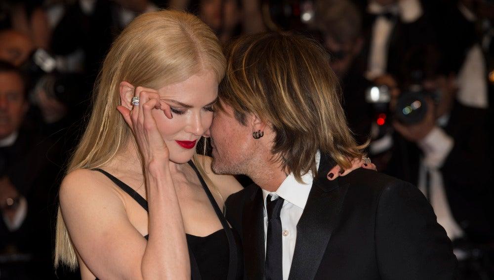 Las lágrimas de Nicole Kidman sobre la alfombra de Cannes