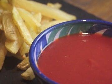 Al rico ketchup exprés casero.
