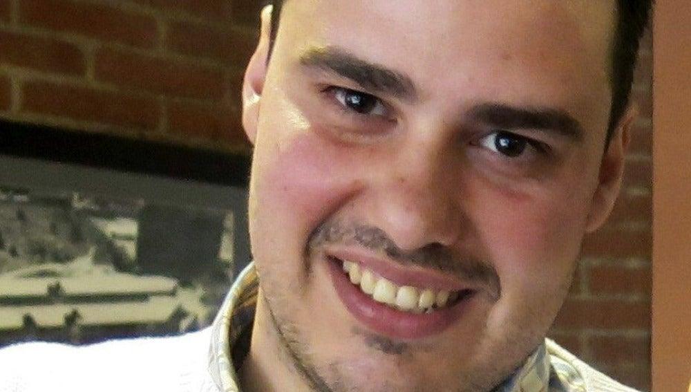 El periodista español Antonio Pampliega
