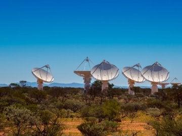 Australian Square Kilometer Array Pathfinder