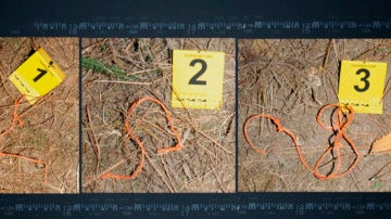 ¿Qué hacía una cuerda idéntica a la que había junto al cadáver de Asunta en un dormitorio de la finca familiar?