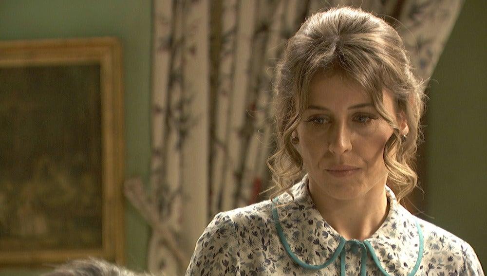 Adela se marchará a Inglaterra junto a Ulpiano