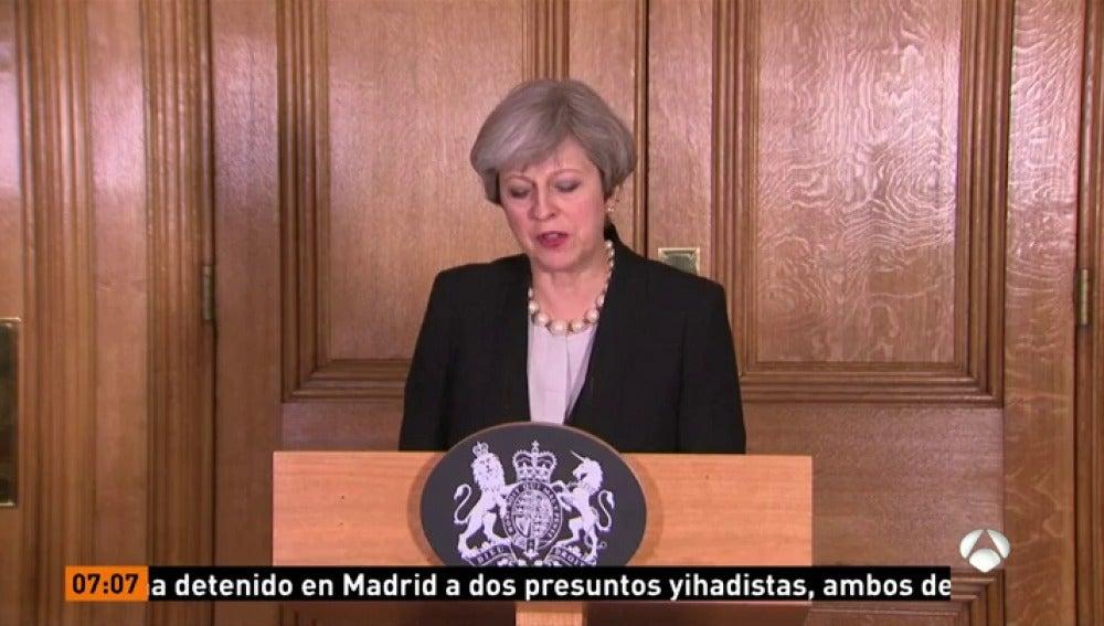 """Frame 68.231 de: Reino Unido eleva su nivel de alerta al máximo, """"crítico"""", y desplegará al Ejército"""