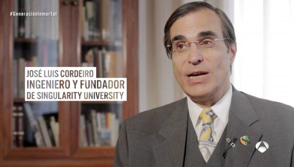 """Frame 370.680109 de: José Luis Cordeiro, fundador de Singularity University: """"En 2045 la muerte será una opción"""""""