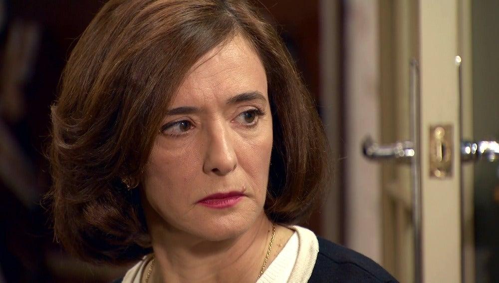 Rosalía, culpable tras escuchar las palabras de amor de Félix
