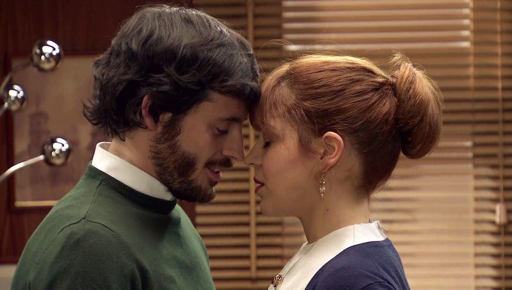 """Jaime intenta abrir el corazón de Nuria: """"Siempre estás ahí, rescatándome"""""""
