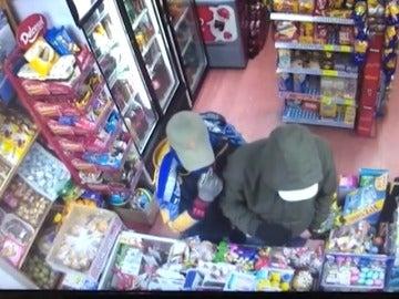 Frame 25.552611 de: Desmantelado un grupo organizado especializado en atracos a establecimientos y robos en la calle