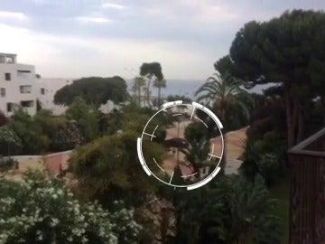 Frame 9.197088 de: Nuevas imágenes del brutal atropello múltiple de Marbella