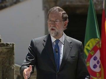 Frame 29.204268 de: La Audiencia Nacional cita a Rajoy a declarar de forma presencial el 26 julio por el 'caso Gürtel'