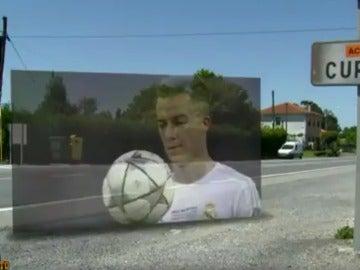 Lucas Vázquez en la tanda de penaltis
