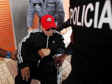 Imagen de archivo del exdictador panameño Manuel Antonio Noriega