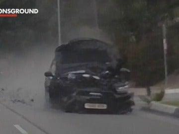 La Policía Nacional atribuye tentativa de homicidio a los dos detenidos por el atropello múltiple en Marbella