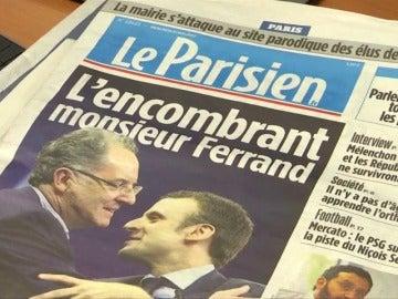 Frame 19.225241 de: El ministro francés sospechoso de nepotismo asegura que no dimitirá