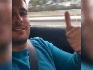Frame 25.362404 de: Detenido un joven por conducir a más de 200km/h y compartir el vídeo en Instagram