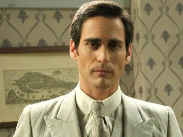 Raúl Tortosa es Aquilino Benegas