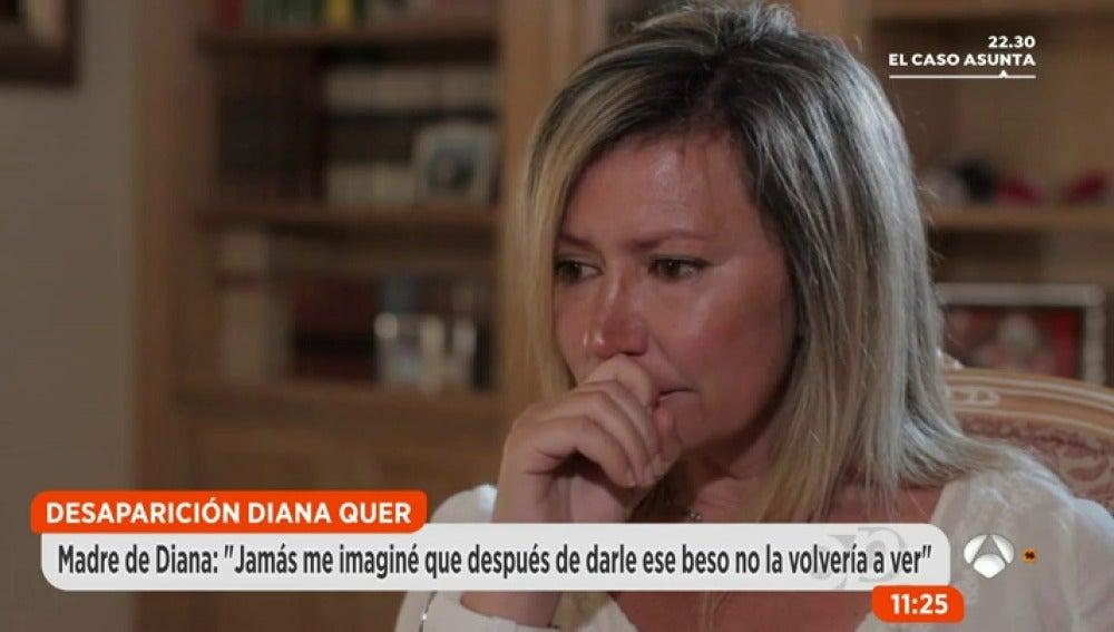 Antena 3 tv la madre de diana quer cuando me levant for Espejo publico diana quer