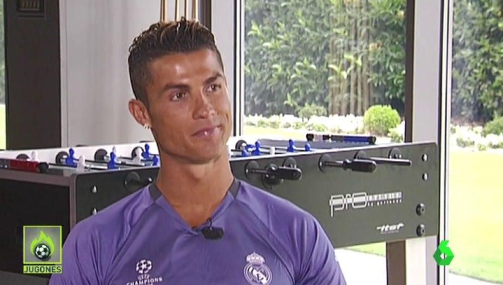 """Frame 43.458947 de: Cristiano Ronaldo: """"¿Hacienda? Hago las cosas bien y duermo tranquilo"""""""