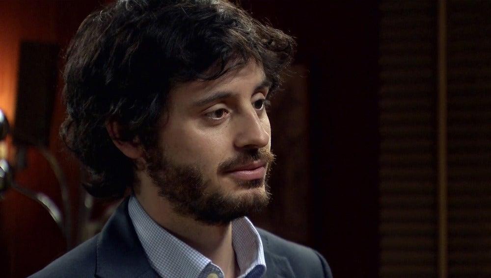 """Jaime a Nuria: """"Pase lo que pase, te voy a esperar"""""""