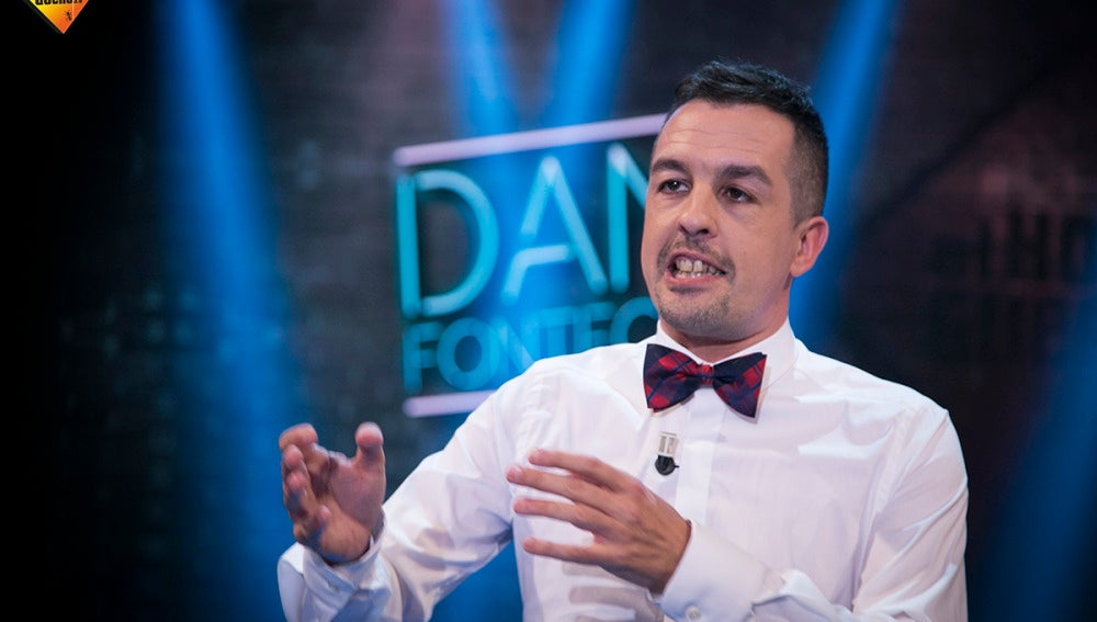"Dani Fontecha: ""Pablo, Pedro... solo falta Vilma Picapiedra"""