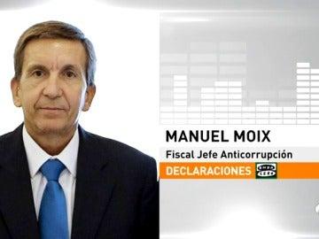 """Frame 48.569523 de: Manuel Moix: """"No informé a mis superiores sobre mi sociedad panameña porque lo consideré irrelevante"""""""