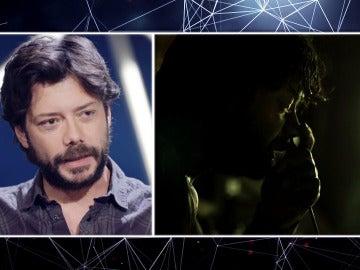 """Álvaro Morte confiesa cómo vivió su brutal tranformación: """"Ha sido extraño"""""""