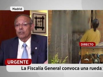 """Frame 135.87826 de: Ángel Galán, excomisario: """"Para mí, Ángel Ruiz no es el sospechoso. Hay muchos detalles que van en contra de la hipótesis"""""""