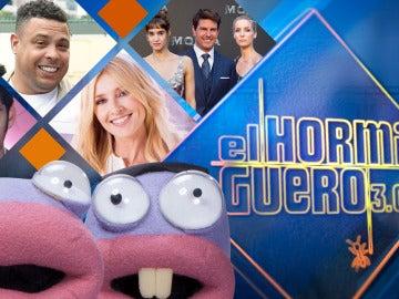 Eduardo Casanova, Ronaldo Nazario Da Lima, Cayetana Guillén Cuervo y Tom Cruise visitarán 'El Hormiguero' esta semana