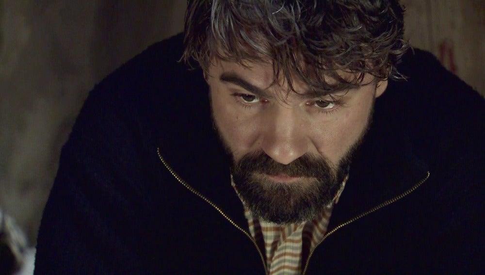 Maroto confiesa a Josean qué hizo la noche del crimen de Alonso