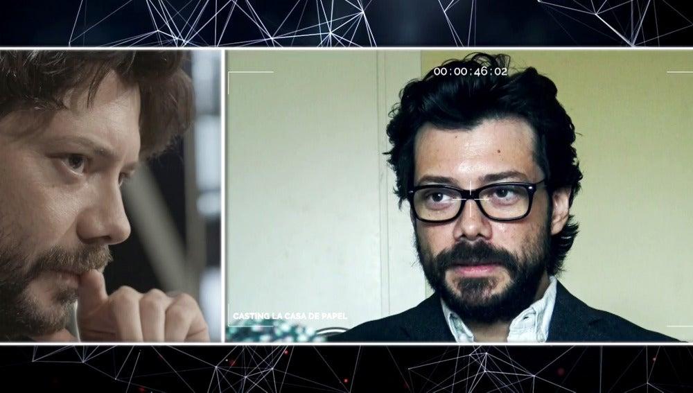 """El casting de El Profesor: """"Álvaro hace que quieras al personaje"""""""